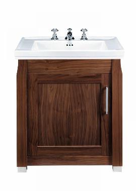 Imperial Barrington Astoria Deco Single Door Vanity Unit