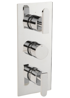 Related Sagittarius Eclipse Concealed Thermostatic With 3 Way Diverter