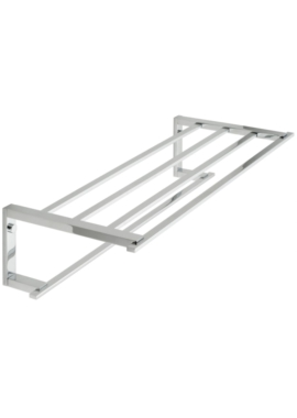 Related Vado Level Towel Shelf With Towel Rail