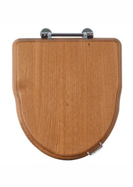 Related Imperial Oxford Toilet Seat With Standard Hinge