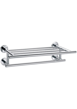 Related Flova Coco 540mm Quad Bar Tiered Towel Rail