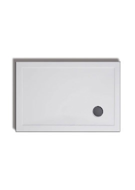 Related Lakes Traditional ABS Stone Low Profile Rectangular Tray 1200 x 800mm