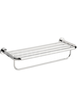 Related Crosswater Central 2 Tier Towel Rail 580mm
