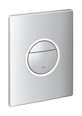 Related Grohe Nova Light Wall Plate Chrome