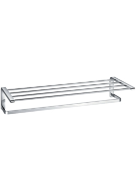 Related Flova Lynn 600mm Quad Bar Tiered Towel Rail