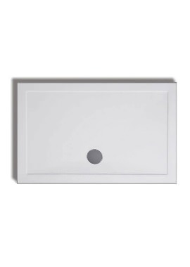 Related Lakes Contemporary Low Profile SMC Rectangular Tray 1200 x 900mm