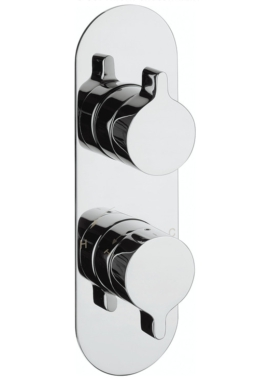Related Crosswater Svelte Portrait Shower Valve With 3 Way Diverter