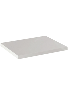 Related Pura Bloque 470mm White Gloss Finish Worktop For Unit