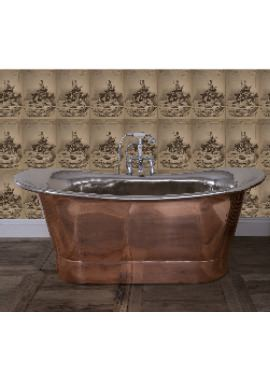 Related JIG Normandy Free Standing Copper Bath 1730 x 710mm