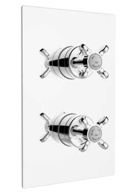 Related Bristan 1901 Thermostatic Dual Control Shower Valve Chrome