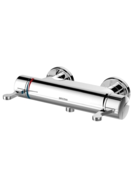Related Bristan Commercial Opac Thermostastic Exposed Bar Shower Valve With Lever