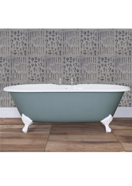 Related JIG Bisley Cast Iron Free Standing Bath With Feet 1700 x 750mm