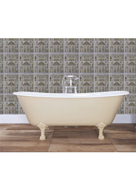 Related JIG Berwick Cast Iron Free Standing Bath With Feet 1720 x 680mm