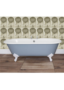 Related JIG Ashby Cast Iron Free Standing Bath With Feet 1700 x 760mm