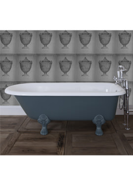 Related JIG Cambridge Cast Iron Free Standing Bath With Feet 1670 x 770mm