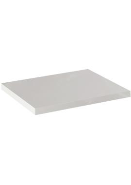 Related Pura Echo 800mm White Gloss Finish Worktop