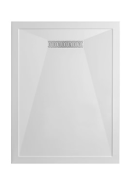 Related Simpsons Rectangular 25mm Stone Resin Tray With Linear Waste 1500 x 800mm