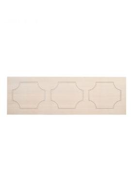 Related Tavistock Milton 1600mm Front Bath Panel Limed Oak