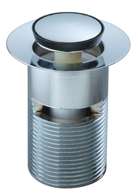 Related Tavistock Chrome 65mm Slotted Click Waste
