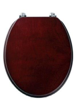 Related Tavistock Millennium Mahogany Wood Veneer Toilet Seat