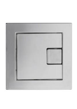 Related Tavistock Square Chrome Dual Flush Button