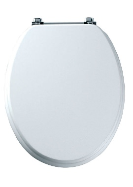 Related Tavistock Premier White Painted Toilet Seat