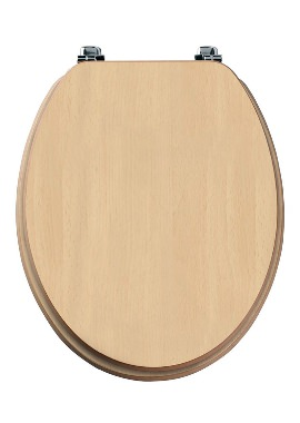 Related Tavistock Millennium Beech Wood Veneer Toilet Seat