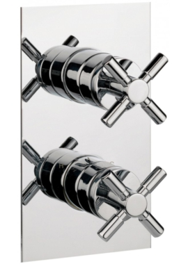 Related Crosswater Totti Thermostatic Shower Valve With 3 Way Diverter