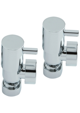 Related Heritage Lever Radiator Valves Chrome