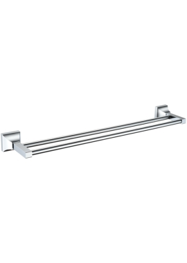 Related Heritage Chancery 590mm Chrome Towel Rail