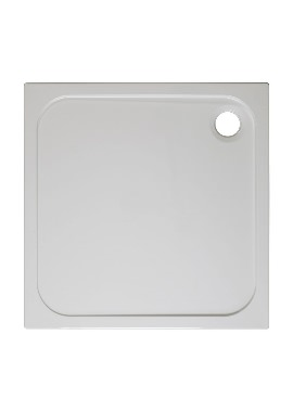 Related Simpsons 45mm Stone Resin Square Shower Tray 800 x 800mm