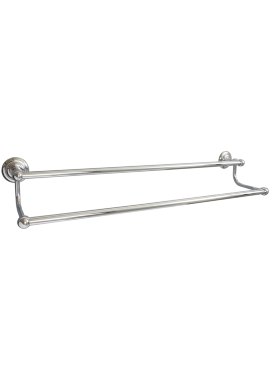 Related Miller Richmond 650mm Double Towel Rail