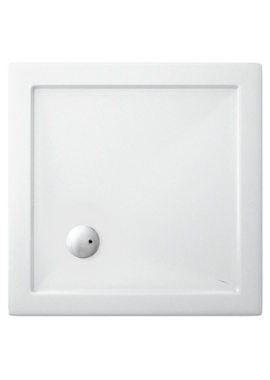 Related Britton Zamori Square Shower Tray 760 x 760mm