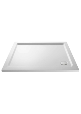 Related Beo Hydrastone 1000 x 700mm Rectangular Shower Tray