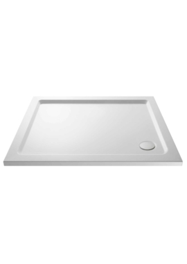 Related Beo Hydrastone 1000 x 800mm Rectangular Shower Tray