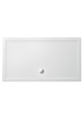 Related Britton Zamori 1600 x 900mm Rectangle Shower Tray