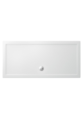 Related Britton Zamori 1700 x 800mm Rectangle Shower Tray