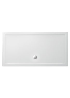 Related Britton Zamori 1700 x 900mm Rectangle Shower Tray