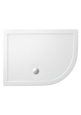 Related Britton Zamori 1200 x 900mm Right Hand Offset Quadrant Shower Tray