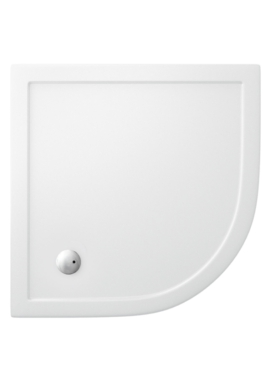 Related Britton Zamori 1000 x 1000mm Quadrant Shower Tray