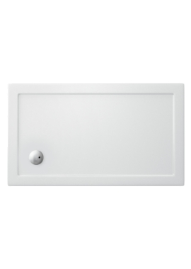 Related Britton Zamori 1200 x 700mm Rectangle Shower Tray