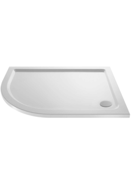 Related Beo Hydrastone 900 x 760mm Offset Quadrant Left Hand Tray