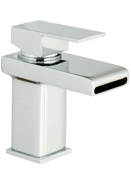 Related Spendo Mono Basin Mixer Tap With Click Clack Waste