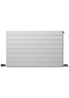Related Redroom Nova Designer Horizontal Towel Radiator With Fins 1000 x 567mm