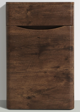 Related Bali Chestnut 500mm Back To Wall WC Unit