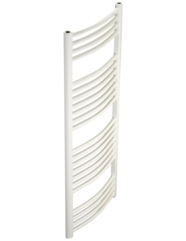 Related Redroom Elan Curved White Towel Warmer 600 x 1200mm