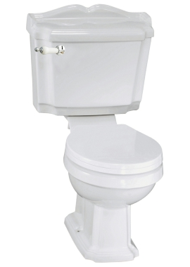 Related Legend Close Coupled Pan And Cistern With Soft Close Seat