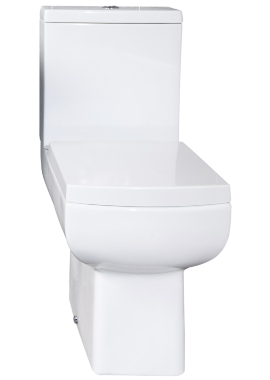 Related Daisy Lou Close Coupled WC Pan And Cistern With Seat