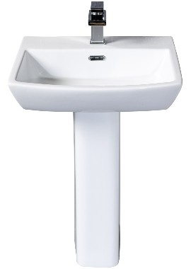 Related Daisy Lou 520mm 1 Tap Hole Basin With Pedestal