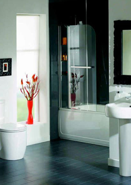 Modern Bathroom Suites Bathrooms - Designer bathroom suites